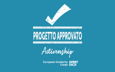 "Moby Dick ETS – be part of the new European Solidarity Corps project ""ACTIVENSHIP"" in southern Italy"